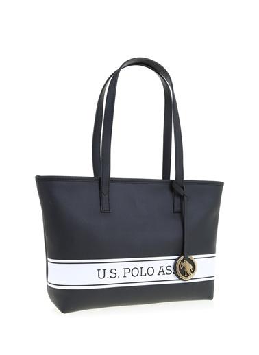 U.S. Polo Assn. U.S. Polo Assn. Siyah El Çantası Siyah